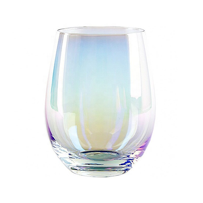 오로라 유리컵
